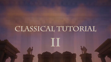 CLASSICAL TUTORIAL - a guide to classical architecture in Minecraft - part II Minecraft Map & Project