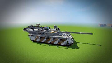 M10 battle tanks Minecraft Map & Project