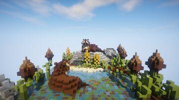 Nutrias Minecraft Map & Project
