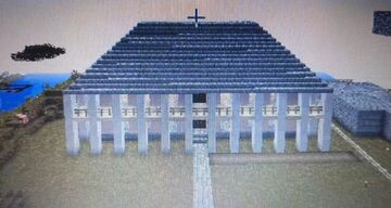 Plantation Mansion in Survival Hard Mode Minecraft Map & Project