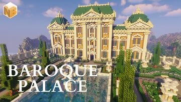Baroque Palace/Mansion [Download] Minecraft Map & Project