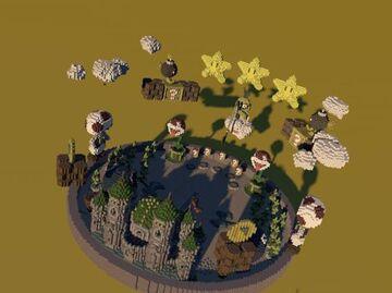 Lobby Arcade Minecraft Map & Project