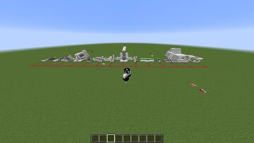 All The Cannons Minecraft Map & Project