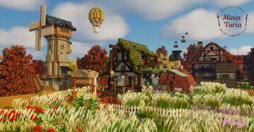 MiniaTuria Mod Screenshots Minecraft Map & Project