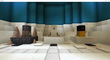 snowbowbattle Minecraft Map & Project