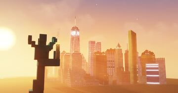 New York City (Cancelled) Minecraft Map & Project