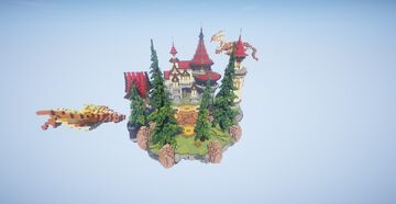 Kingdom lobby ► Moddragon Minecraft Map & Project