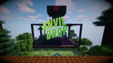 Anvil Drop Minigame for 1.17+ Minecraft Map & Project