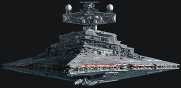 Star Wars: The Rise of Skywalker Xyston-Class Star Destroyer Minecraft Map & Project