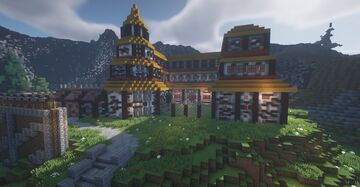 Hidden Lands Suvival Map Minecraft Map & Project