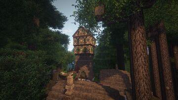 Alderhorst Turm Minecraft Map & Project