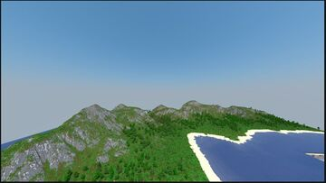 Example Jungle Minecraft Map & Project