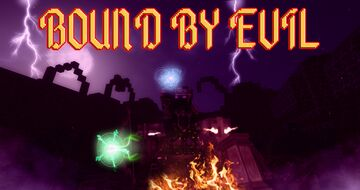 BOUND BY EVIL - Co-Op Action RPG [1.16.4] (DEMO SOON!!) Minecraft Map & Project