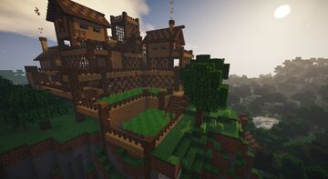 lonely house Minecraft Map & Project