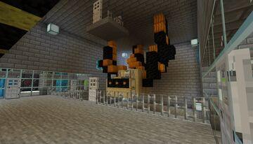 AEGIS Core portal stories mel Minecraft Map & Project