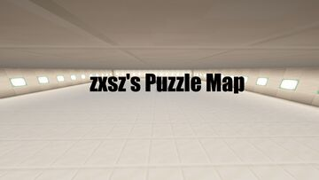 zxsz's Puzzle Map Minecraft Map & Project