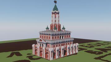 Сухарева башня Minecraft Map & Project