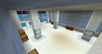 Itsy Bitsy Ice Palace Minecraft Map & Project