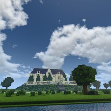Mansion Version 2 Minecraft Map & Project