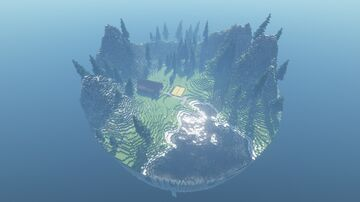 Cottage in Valley Minecraft Map & Project