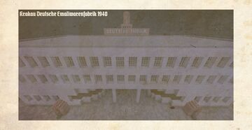Factory inspired by Krakau Deutsche Emaliwarenfabrik (work in progress) Minecraft Map & Project