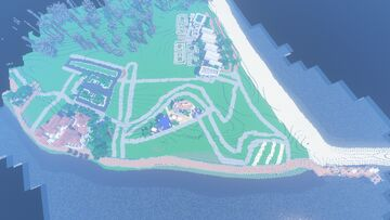 South Pointe park Minecraft Map & Project