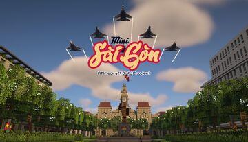 Mini Saigon: recreate Ho Chi Minh City in Minecraft Minecraft Map & Project