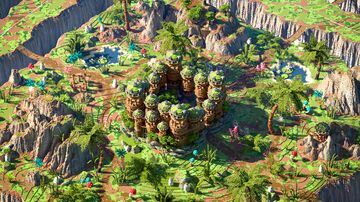 Jungle Spawn + Warzone by Isuiz Minecraft Map & Project