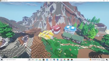 Pokemon Schematic Pack (Vol I) Minecraft Map & Project