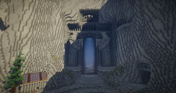 A Dwarven Capital Minecraft Map & Project