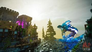 Leviathan Organic Hub - By Xayden Minecraft Map & Project