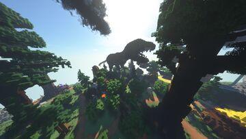 Jurassic Survival Spawn ► [Minecraft Maps] Minecraft Map & Project