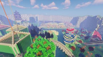 Pixelmon Lobby Map Minecraft Map & Project