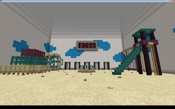 Squid Game (unfinished) Minecraft Map & Project