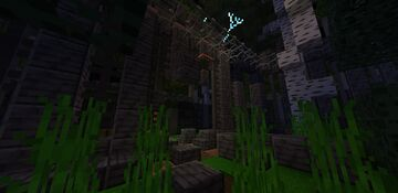 The Restricted Zone IslaNublar ( MAP HORROR ) Minecraft Map & Project
