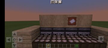 Working Piano Minecraft Map & Project