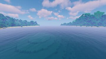 Tropical Island Group Minecraft Map & Project