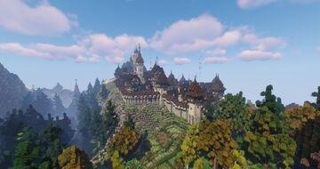 Langenfeld, Hageborn and Litta Minecraft Map & Project