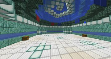 Small Rudimentary 1.8 Ocean Monument styled PVP Arena by acroxx and DomaWolf Minecraft Map & Project