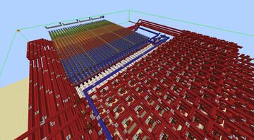 Compound Core: The Other Redstone Computer Minecraft Map & Project