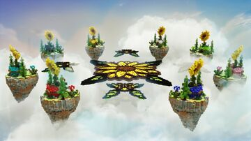 Bed Wars Map (Sunflower) Minecraft Map & Project