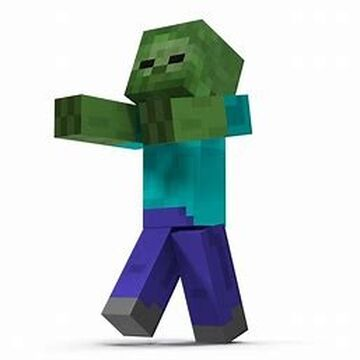 ecape bob (bob is a zombi boss if you kill him in 1 try in 1.17.1 you are a pvp god check out map and try) Minecraft Map & Project