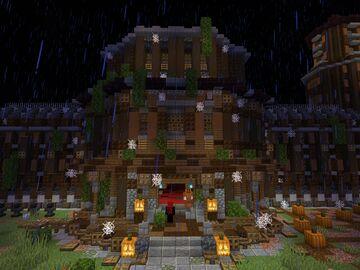 Hilton Manor II Minecraft Map & Project