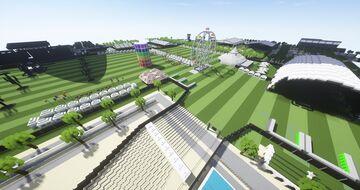 Coachella Music & Arts Festival (Replica) Minecraft Map & Project