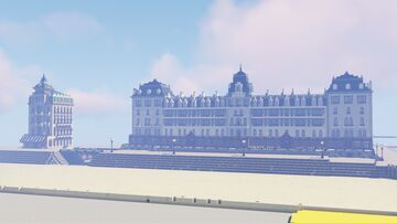 Project Ostend: update #2 Minecraft Map & Project