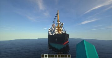SS Goodwin Minecraft Map & Project
