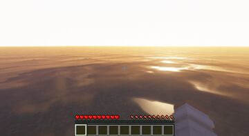 Make Your own Beach Island Minecraft Map & Project