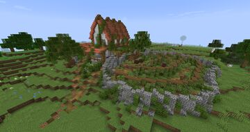 [21w05b] Snapshot Vineyard by UnknwnBuilds Minecraft Map & Project