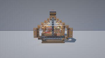 Minecraft Potion House Minecraft Map & Project
