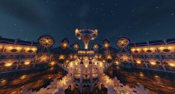 Victorian Spawn Minecraft Map & Project